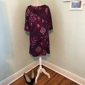Banana Republic 100% Silk Dress 4